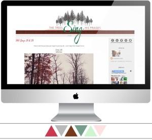 Jo Bekah Photography Visual Identity and Blog design >>> Hannah Rose Beasley Art & Design