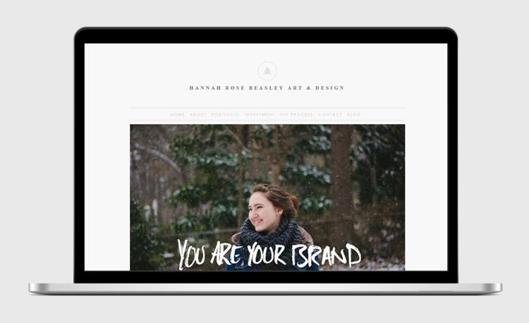 New Website / Hannah Rose Beasley Art & Design