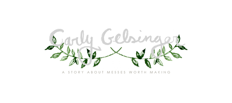 Carly Gelsinger / Blog / Hannah Rose Beasley