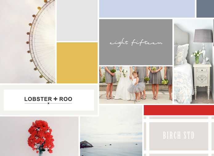 Airy and Bright Mood Board : Hannah Rose Beasley
