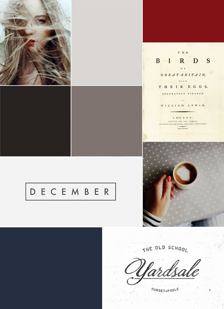 Royal / Client Mood Board / Hannah Rose Beasley