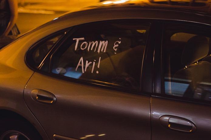 Tomm + Ariel >> Hannah Rose Beasley