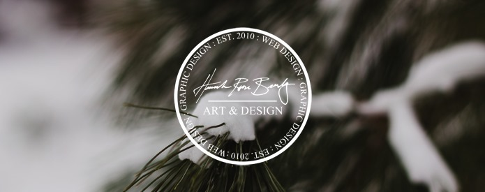 Hannah Rose Beasley Re-Brand: Final Logo
