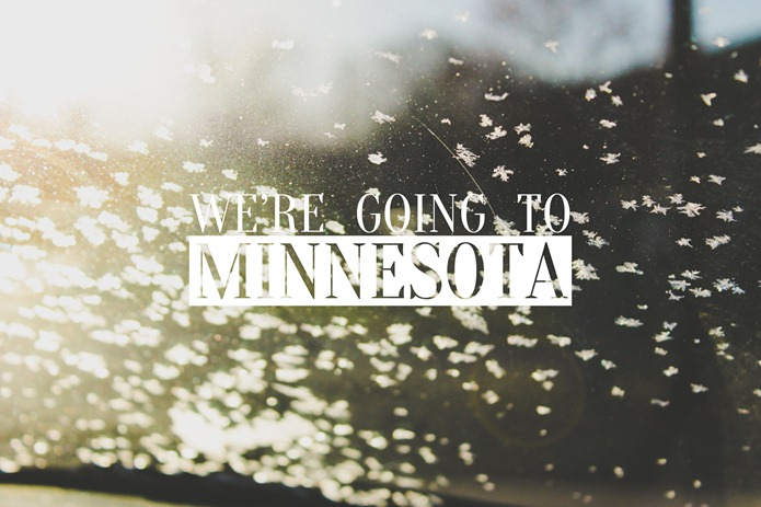 Going to MN >>> Hannah Rose Beasley Art & Design